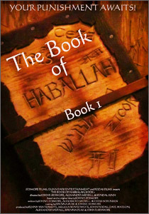 Casting The Book of Habbalah, Book 1